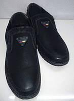 Туфли для подростка р. 36-39 (большемерят)
