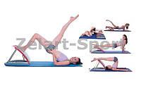 Доска для йоги и стретчинга регулируемая 4-х уровневая