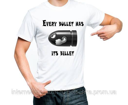 "Футболка ""Bullet"", фото 2"