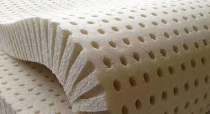 Латексые блоки натуральные перфорированные для диванов и матрасов