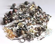 Колечки золото (5 мм) (10 грамм), фото 2