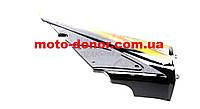 Пластик для Viper Active - боковой средний левый, ЧЕРНЫЙ