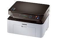 Лазерный МФУ Samsung SL-M2070W с Wi-Fi, фото 1