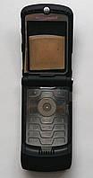 Корпус High Copy для телефона Motorola V3, full, чёрный