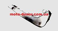 Пластик для Viper Active - защиты ног левый, ЧЕРНЫЙ