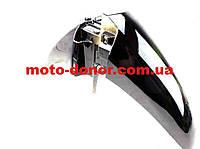 Пластик для Viper Active - крыло переднее, ЧЕРНЫЙ