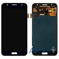 Дисплей (экран) для телефона Samsung Galaxy J5 Duos J500F, Galaxy J5 Duos J500H, Galaxy J5 Duos J500M + Touchscreen Original Black