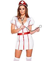 Ролевой костюм медсестры для взрослых, фото 1
