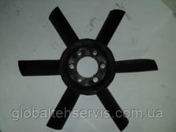 Вентилятор системы охлаждения МТЗ (Д 243,245) пластиковый 6 лопаст. (пр-во Украина)