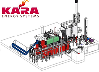 Энергоустановки «KARA ENERGY SYSTEMS» на биомассе