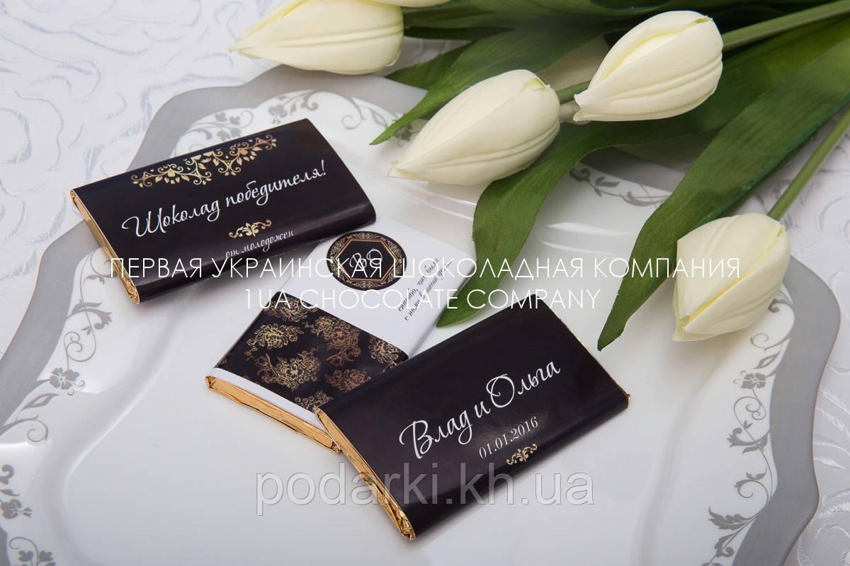 Подарки на свадьбу гостям от молодоженов на конкурс 353