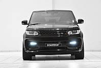 Обвес на Range Rover Sport 2013 Startech