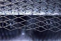 Сетка просечно-вытяжная  д/штукатурки  0,55*25*60*(1м*10м) оцинкованная 10м.кв.