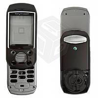 Корпус для Sony Ericsson S700 - оригинал (черный)