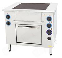 Профессиональная плита промышленная  Orest ПЭ-4-Ш(0,36) (под GN1/1)