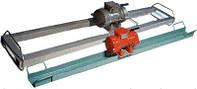 Виброрейки для укладки бетона с вибраторами ИВ-99; ИВ-98, ИВ-104