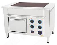 Профессиональная плита промышленная  Orest Orest ПЭ-4-Ш (под GN 1/1)