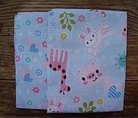 Набор отрезов ткани для пэчворка, детское
