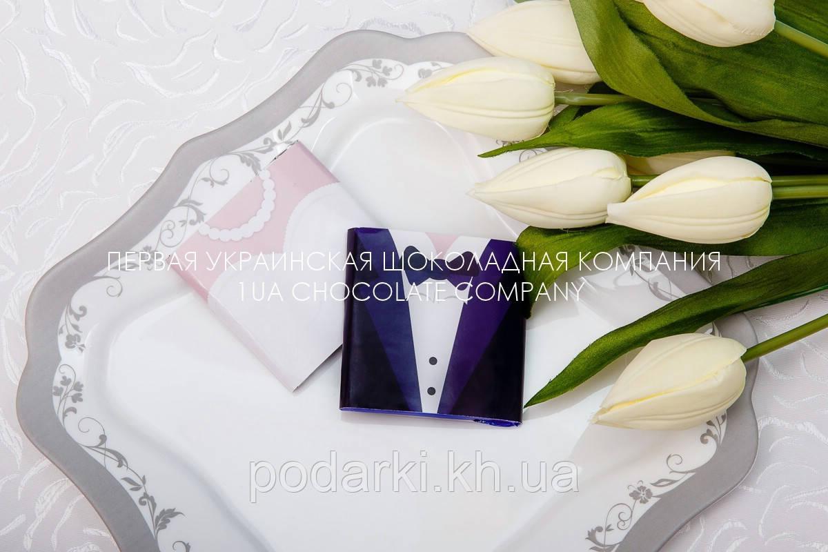 Подарок гостям от жениха и невесты