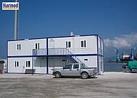 Офисные контейнеры - Офисные Модульные Здания
