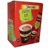 """Кофе """"Jacobs"""" Intense 3 в 1 21 стик"""
