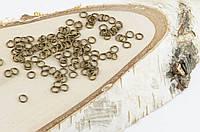 Колечки бронза (5мм) (10грамм) (товар при заказе от 200 грн)