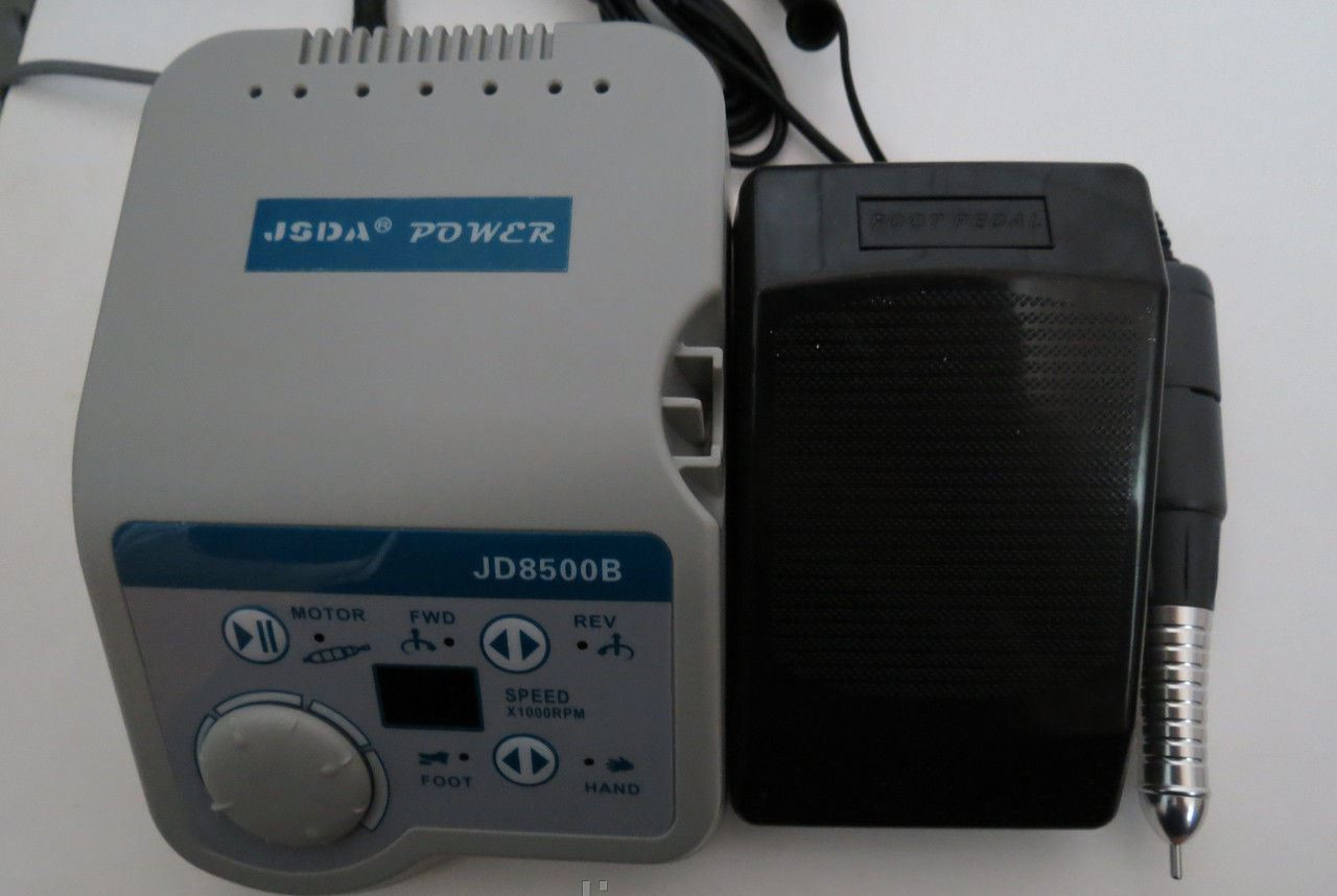 Фрезер JD 8500 B  Electric Nail File
