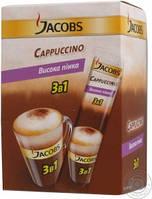 "Кофе ""Jacobs""  Cappucсino 3 в 1. 24 стик"