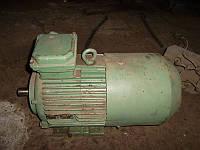 Электродвигатели постоянного тока 4ПБ112