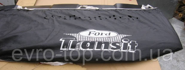 Чехол капота новый на Ford Transit после 2006 года