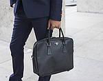 Брендовые кожаные сумки для мужчин
