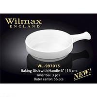 Wilmax Форма для запекания с ручкой 15см, WL-997013 (167299) /П1