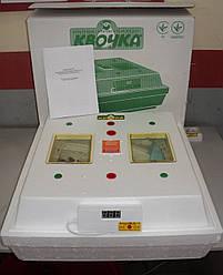 Инкубатор бытовой Квочка МИ 30-1Э с механическим переворотом и цифровым терморегулятором