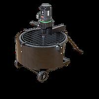 Миксерная установка 1800Вт, 70 об/мин, 50кг/65л, М20; 26,5 кг, Eibenstock Automix 1801., фото 1