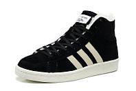 Зимние кроссовки Adidas Winter Originals black