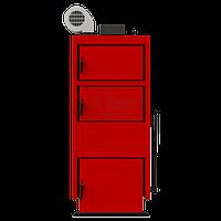 Стальной котел на твердом топливе Альтеп КТ-1ЕН (Altep KT-1EN) 45 кВт