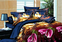 Двухспальный набор постельный (рисунок Тюльпан)