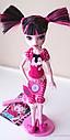 Лялька Monster High Дракулаура (Draculaura) Піжамна вечірка Монстер Хай Школа монстрів, фото 6