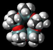 Циклосилоксаны, циклометиконы Wacker® Cyclen