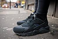 Nike Huarache All Black - 1260