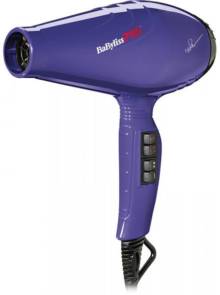 Профессиональный фен с ионизацией BaByliss PRO Viola BAB6350IPE фиолетовый 2100W