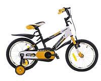 Велосипед 16'' Azimut STITCH Premium