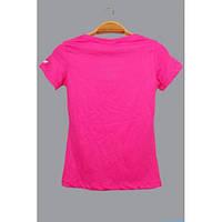Футболка Adidas розового цвета