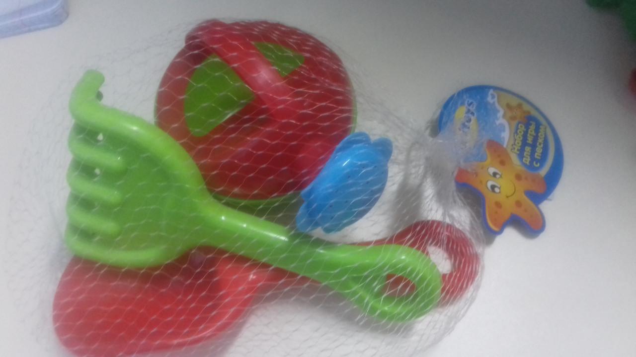 Набор для игры с песком Umi Toys