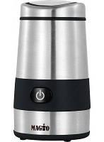 Кофемолка Magio MG-202/203/204, натуральный кофе, свежий кофе, кофемолки, емкость 60 г, мощность 250 Вт