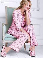 Пижама фланелевая Victoria's Secret