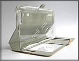 Золотистый Silk MC чехол-книжка для смартфона Huawei Honor 4C, фото 3
