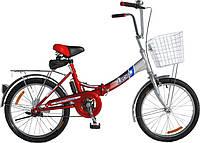Велосипед 20'' Дорожник ДЕСНА (СКЛ)