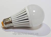 Светодиодная лампа 10W E27 Теплый белый, фото 1