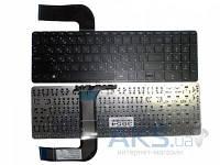 Клавиатура для ноутбука HP Pavilion 15-P 15Z-P 17-F RU Without Frame, горизонтальный Enter (PK1314D1A17) Black